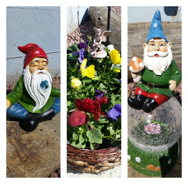 Gnome Collage