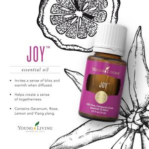 Joy essential oil