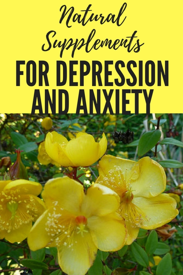 The Dark of Winter: Natural Supplements for Depression and
